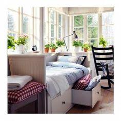 Se vende Estructura diván IKEA serie HEMNES, Urge. Madrid €130
