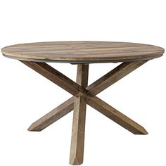 Tuareg Dining Table – Round