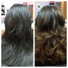 Photos for Ayla Davis at Sola Salon | Yelp #ayladavis #ayla #willowglen #95125 #sanjose #408 #bayarea #salon #hairsalon #solasalon #solasalons #solasalonstudios #solasalonwillowglen #solasalonswillowglen #hair #hairstyle #hairstylist #hairdresser #beautician #cosmetologist #style #stylist #beforeafter #haircolor #highlights #balayage #brunette #ombre