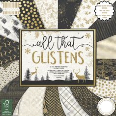 First Edition All That Glistens Paper Pad Christmas Cards To Make, Christmas Crafts, Scrapbook Paper Crafts, Amazon Art, Sewing Stores, Craft Items, Decir No, Your Cards, Card Stock