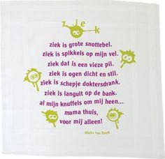 voor alle mensen op de bank... gedicht: Mieke van Hooft: