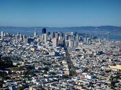 twin peaks san francisco | Twin Peaks Lookout, San Francisco