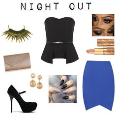 Designer Clothes, Shoes & Bags for Women Jane Norman, Posh Girl, Polyvore Fashion, Jay, Night Out, Jewellery, Clothing, Shopping, Design