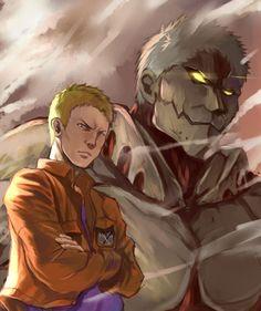 20 Armored Titan Ideas Titans Attack On Titan Attack On Titan Anime