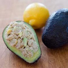 Paleo Power - Paleo Avocado Tuna Salad