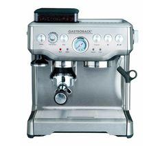 Gastroback Design Espresso Maschine Advanced Pro G Test Siebträgermaschine