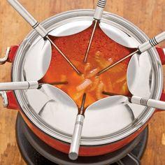 Bouillon pour fondue à l'italienne - Recettes - Cuisine et nutrition - Pratico Pratiques