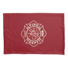 Fire Dept / Firefighter Pillowcase, Qty1 std size Pillowcase firefighter fun, christmas gift for firefighter, firefighter stocking #fireunion #culvercityfire #ff, back to school, aesthetic wallpaper, y2k fashion