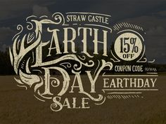 Earth Day by Derrick Castle