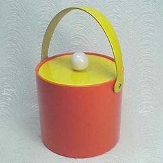 Hey, I found this really awesome Etsy listing at https://www.etsy.com/listing/78451953/salepanton-kartel-era-mod-orange-yellow