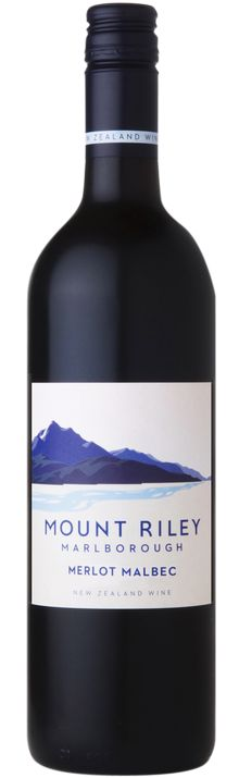 2014 Mount Riley Merlot Malbec — Mount Riley Wines Blenheim, Marlborough