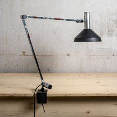Desk Lamp, Table Lamp, Lighting, Design, Home Decor, Steel, Light Fixtures, Lamp Table, Decoration Home