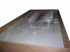 """Galería de Ganadores del """"XXIII Concurso CAP para Estudiantes de Arquitectura"""" - 35 Hall Construction, Archdaily Mexico, School Hacks, 3d Design, Concept, Projects, Bridge, Foundation, Models"""