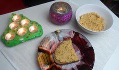 Veganer Frischkäse | Weihnachtsfrischkäse selber machen :-)