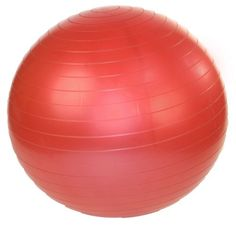 jfit 45cm Stability Exercise Ball Red *** Visit the image link more details. Workout Guide, Workout Gear, Fun Workouts, Stability Exercises, Stability Ball, Fitness Accessories, Workout Accessories, Exercise Balls, Fitness Tracker