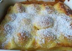 Cake Recipes, Dessert Recipes, Potato Pancakes, I Want To Eat, Biscotti, French Toast, Brunch, Food And Drink, Bread