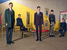 Dior Homme Pre-Fall 2015 (Dior Homme)