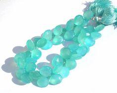 Full 8 Inches  Caribbean Apatite Aqua Blue by GemsAndBeadsEmporium, $53.98