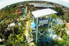Bali Largest Waterpark, Waterbom-Bali