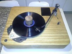 Turntable made in Brazil