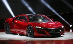 """The NSX 2016 has undraped itself at the Detroit Auto Show earlier this year. This complex new hybrid drivetrain will use a twin-turbo 3.5-liter V -6 to allow it to balance performance and fuel economy. The new drivetrain will use """"multi-material space frame"""" to maximize body rigidity while minimizing weight, similar to that of Accura. The new model intends to put same sort of halo around the Acura brand as the first NSX did sometime back."""
