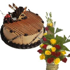 The 17 Best Cake And Flower In Bangalore Images On Pinterest