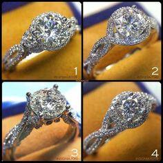 I absolutely love verragio rings!