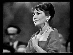 """L'indimenticabile interpretazione di Maria Callas live al Teatro alla Scala e la successiva incisione dell'aria """"Addio del passato"""" da La Traviata di Giuseppe Verdi"""