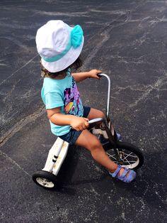 Vintage tricycle :)