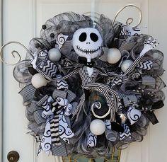 Halloween Wreaths Ar...
