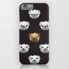 For dog ( especially Pug ) lovers. WOOF!!!  We are watching you. WOOF!!! - $35