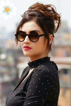 Indian Bengali actress Nusrat Jahan new picture and wallpaper gallery. Latest hd image of actress Nusrat Jahan. Beautiful Bollywood Actress, Most Beautiful Indian Actress, Beautiful Actresses, Beautiful Heroine, Cute Beauty, Beauty Full Girl, Beauty Girls, Girl Pictures, Girl Photos