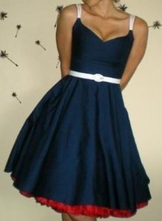 Blue Bridal Dress - Reversible Party Dress Feat: Martha | UsTrendy    Would totally where this anywhere & everywhere