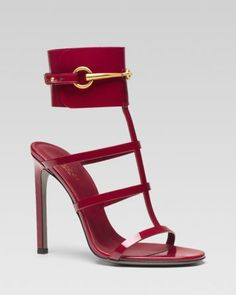 770c67dcdf6 Gucci Ursula Cage High Heel Sandal Shoes - All Shoes - Bloomingdale s