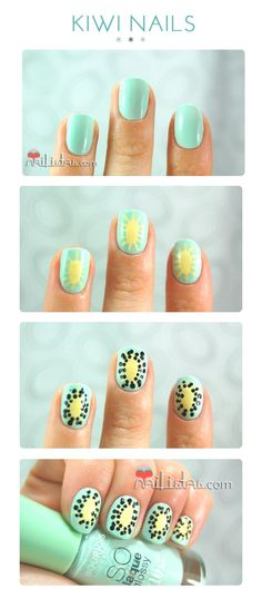 7 Cute Nail Designs for you | Glam Bistro