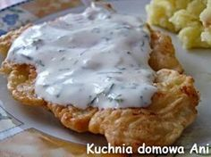 Piersi z kurczaka w cieście czosnkowym My Favorite Food, Favorite Recipes, Polish Recipes, Polish Food, I Foods, Food Inspiration, Food To Make, Chicken Recipes, Easy Meals