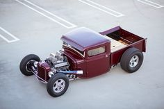 LOWTECH | traditional hot rods and custom cars: for sale | ian's 1934 »coffee truck«