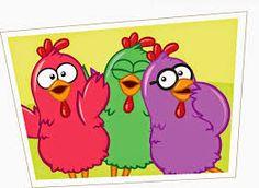 Resultado de imagem para personagens galinha pintadinha png