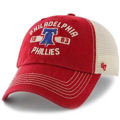 buy popular 26a55 58e87 Philadelphia Phillies Underhill One Size Stretch Fit Cap by  47 Brand -  MLB.com