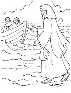 Jesus reading the scroll of isaiah bible nt the life of for Jesus brings lazarus back to life coloring page