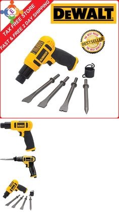 7pc Air Hammer & Chisel Set Kit 150MM Impact Punch Auto Body NEW Automotive Automotive Tools & Supplies