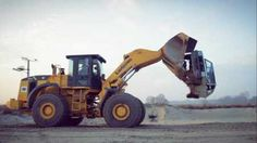 Our big #LiuGong 877 wheel loader was reviewd in a TV-show about cars (named TotalCar). Check the full movie with English subtitle: http://bestmachinery.hu/mr-liugong-homlokrakodo-a-totalcar-tv-ben