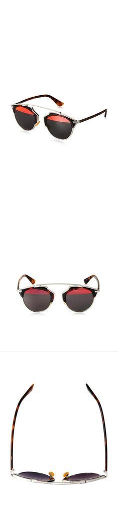 b3bf06eaa15  810 - Dior Sunglasses Dior So Real Sunglasses AOOTT Silver and Havana 48mm   apparel