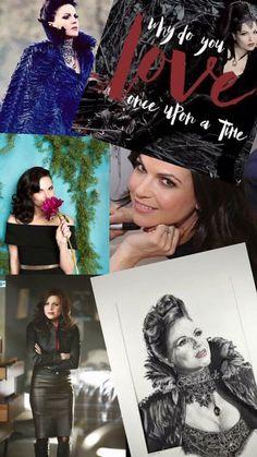 Awesome Evil Queen Regina (Lana) Once S4 S2 Lana Regina (Lana) Once S5B