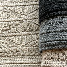 Inis Meáin Knitting Company s knitwear reflects the hues of the surrounding  landscape (Knitted Shawl b0eeb5aadb