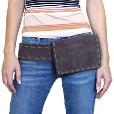 fannie packs are making a comeback as hip bags? I like it :)