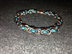 'Mojave Desert byzantine bracelet' is going up for auction at  5pm Mon, Jul 22 with a starting bid of $4.