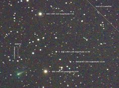 Comet ISON imaged by Flickr user hirocun on September 16, 2013. Very Bad, September 16, Science News