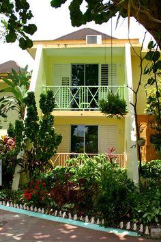 Negril, Jamaica (Footeprints Hotel)