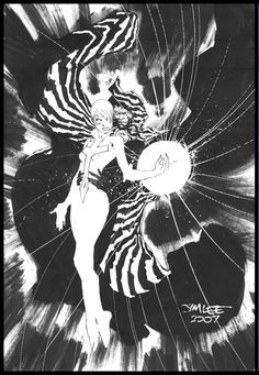 Cloak and Dagger by Jim Lee